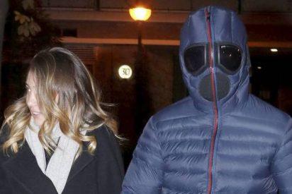El abrigo con el que Alvaro Morata dejó planchados a fotógrafos y reporteros
