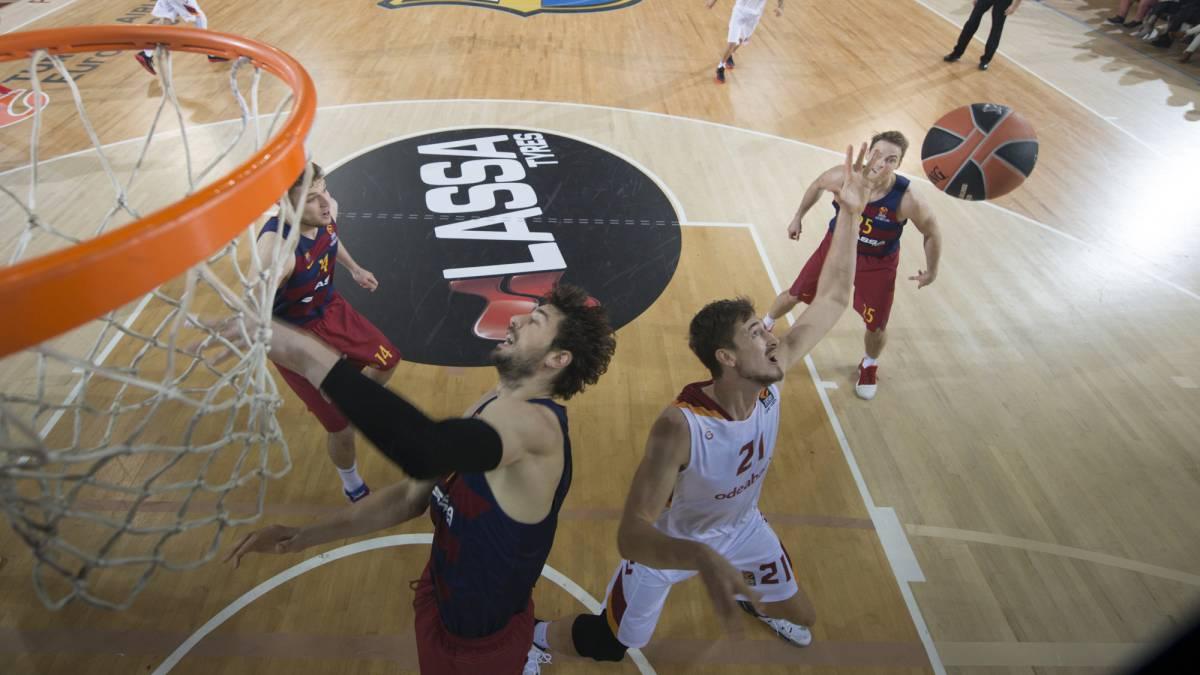 El Barcelona, en caída libre: también cae contra el colista Galatasaray (62-69)