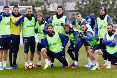 El Real Madrid viaja optimista a El Sadar: Ganar a Osasuna es sinónimo de alirón en Liga