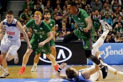 Brooks y Nedovic frenan en seco al Madrid antes de la Copa: Unicaja 82 - Real Madrid 78