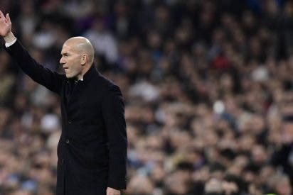 """Zinédine Zidane: """"La eliminatoria con el Nápoles no está sentenciada, vamos a sufrir en San Paolo"""""""