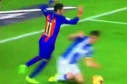 Messi y el árbitro enmascaran un desastre: Barça 2- CD Leganés 1