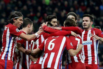 Los del Cholo Simeone son tremendos: Bayer Leverkusen 2 - Atlético de Madrid 4