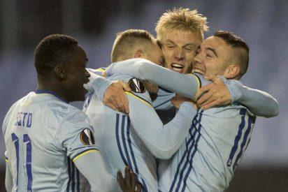 Gesta del Celta en Ucrania: Shakhtar Donetsk 0 - Celta de Vigo 2