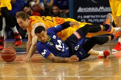 Tomic no es Llull: Estudiantes sorprende al Barça en la prórroga y Tenerife toma Fuenlabrada