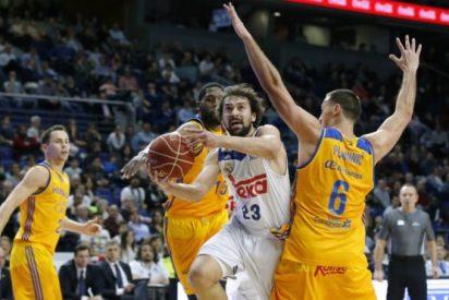 El Granca asalta el fortín blanco: Real Madrid 81 - Herbalife Gran Canaria 93