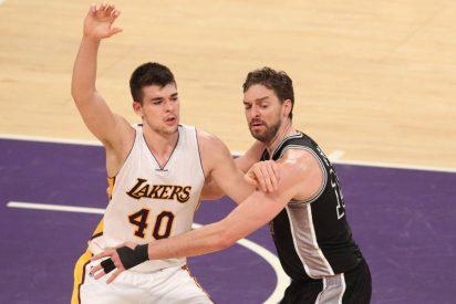 Marc Gasol se impone a Juancho, Pau a 'sus' Lakers e Ibaka ya lidera en Toronto