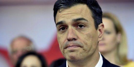 Palos a Sánchez por su estofado ideológico que desconecta al PSOE de la realidad