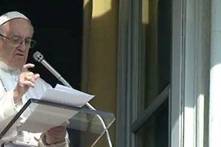 """""""No seamos cristianos de fachada, sino de sustancia"""", pide el Papa en el Angelus"""