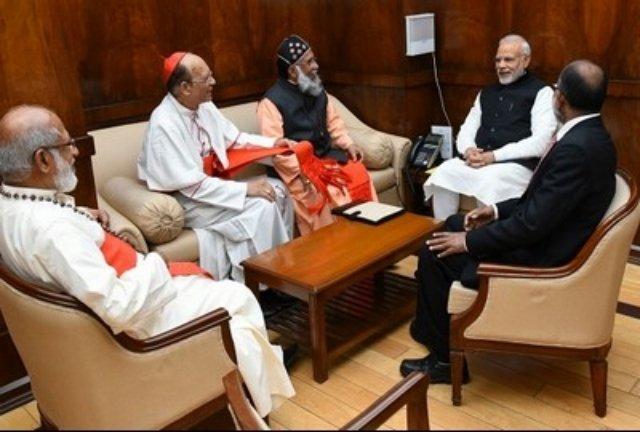 Los cardenales de la India piden ayuda para liberar al Padre Tom