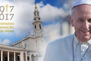 """El Papa en Fátima: """"Con María, peregrino en la esperanza y en la paz"""""""