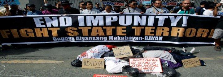 """Los obispos filipinos acusan a Duterte de haber convertido al país en un """"reino de terror"""""""