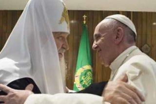 """Miguel Palacio: """"El patriarca y el Papa se entendían sin palabras"""""""