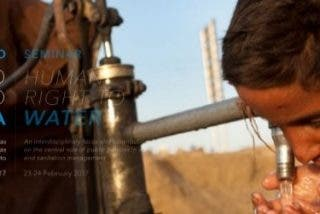 El derecho humano al agua, a debate en el Vaticano