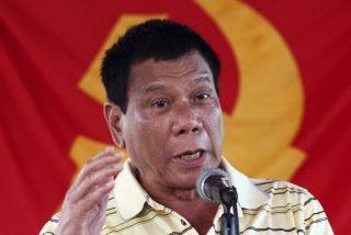 Duterte envía a 311 policías corruptos a una isla donde cortan cabezas: