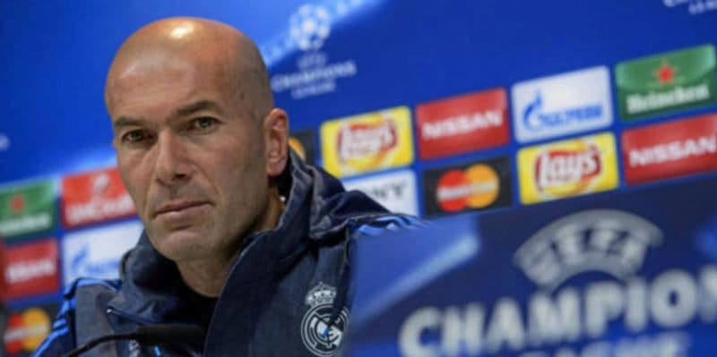 """Zinédine Zidane: """"El Real Madrid siempre es favorito, pero el escudo no nos puede hacer ganar"""""""