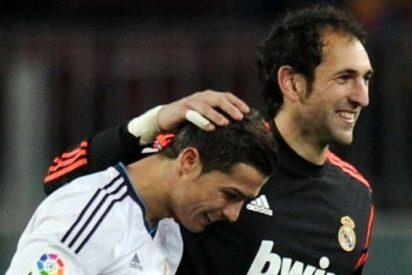 Cristiano Ronaldo vacila a Diego López por su exceso de pelo