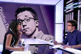 Ana Pastor le sacude un 'zasca' a Íñigo Errejón que deja temblando al de Podemos