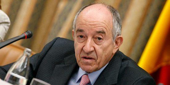 Miguel Angel Fernández Ordóñez culpa a Guindos de negarse a crear una comisión de investigación sobre la OPS de Bankia