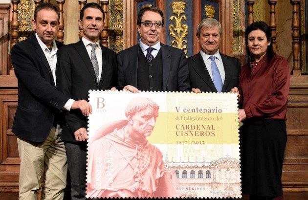 Un sello para Cisneros, un veto a los protestantes