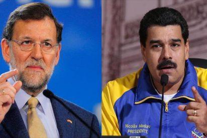 Los insultos de Maduro a Rajoy provocan otra crisis diplomática entre España y la Venezuela chavista