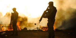 [VÍDEO] Los feroces ladrones con armas antitanque que roban 20 millones de dólares en Brasil