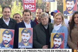 Los zarrapastrosos de Podemos son un reflejo de los verdugos chavistas de Venezuela