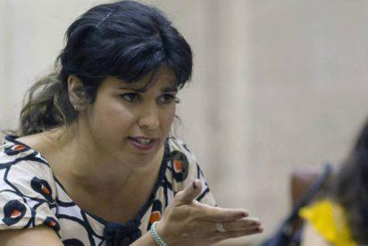 A Teresa Rodríguez le huele el culo a pólvora: Caída libre electoral de Podemos Andalucía