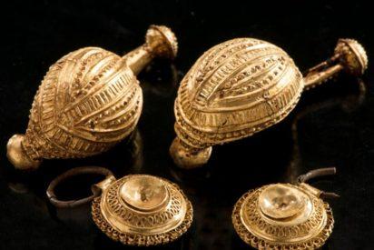 Descubren el tesoro de una princesa Celta de hace 2.600 años