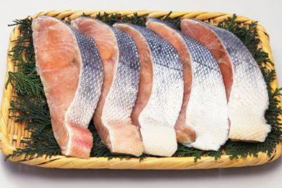 Un piojo hace que se dispare el precio del salmón
