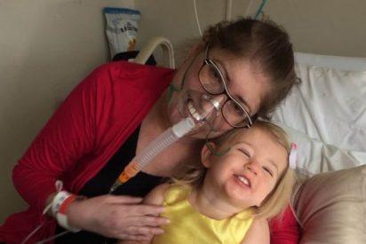 La mujer que vivió seis días sin pulmones