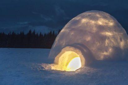 Los secretos de los iglúes