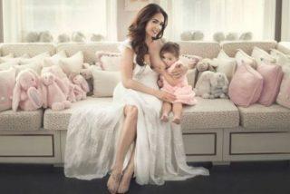 ¿Por qué genera tanta controversia la foto de la modelo Tamara Ecclestone amamantando a su hija Sophia?