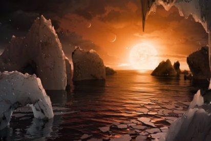 Así son los planetas del Sistema Trappist-1 que ha descubierto la NASA