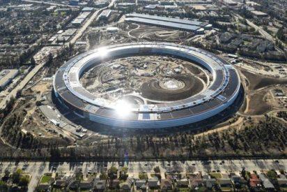 Apple Park: la nave espacial diseñada por Steve Jobs que será la sede de Apple