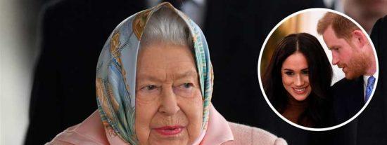 La Reina Isabel II sentencia a los Duques de Sussex: se quedan sin el título de alteza real y no recibirán dinero público