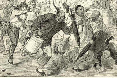 Hace 142 años se aprobó en EEUU la primera ley para prohibir la inmigración