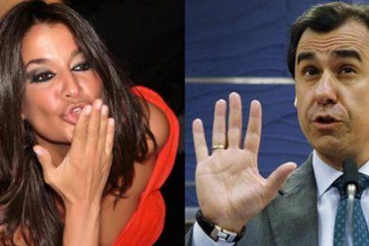 "Aída Nízar: ""Martínez-Maíllo pidió mi mano a mi madre para casarnos"""