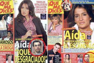 Martínez Maíllo, Aída Nizar y los líos del corazón