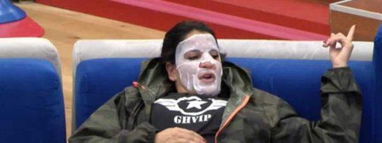 Aída Nizar es expulsada de 'GH VIP5' y Losantos la deja con el culo al aire