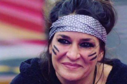 'GH VIP': Aída Nízar, acribillada a nominaciones, asegura que no la sacan de la casa de Guadalix ni con disolvente