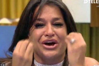 """Momentazo televisivo del año con Aída Nizar : """"¿Por qué la gente mala triunfa? ¿Por qué, Dios mío? ¿Por qué?"""""""