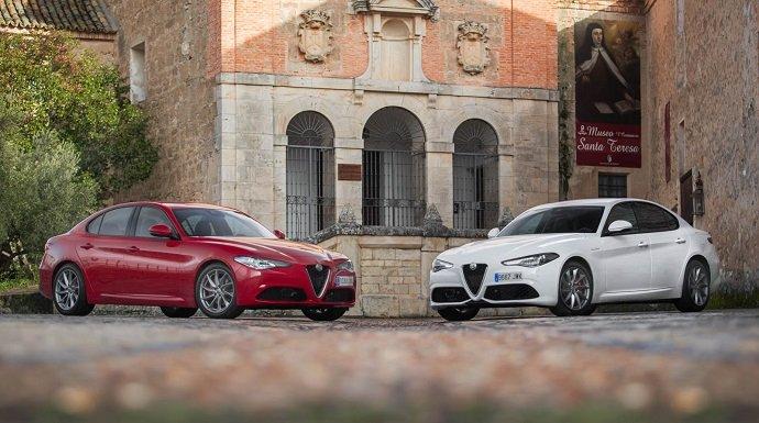 Alfa Romeo Giulia, belleza a la italiana