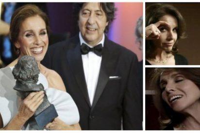 Ana Belén, de defender la alegría de Zapatero a quejarse del 'desprecio' del PP a la cultura