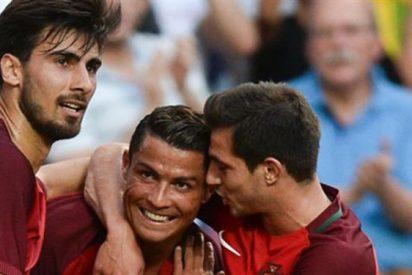 André Gomes la lía con filtraciones a Cristiano Ronaldo