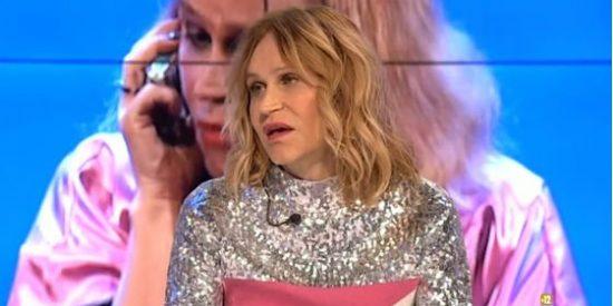 Antonia San Juan carga contra Jorge Javier Vázquez y Jordi González por su humor homófobo