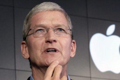 Tim Cook: Apple consigue récord en capitalización y marca máximos históricos en Wall Street