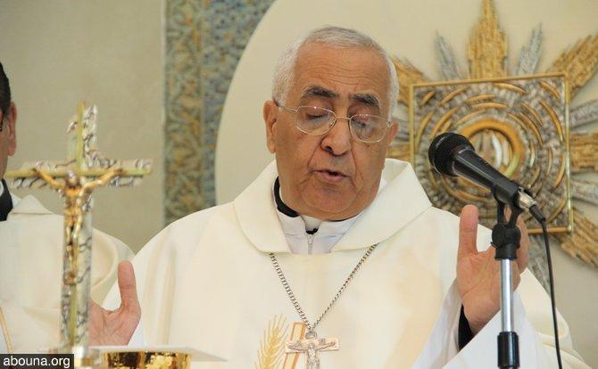 Maroun Lahham se opuso a la elección de Pizzaballa como Administrador Apostólico