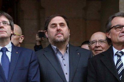 Artur Mas, Forcadell, Puigdemont, Junqueras y Cía: Poco castigo para tanto daño a España