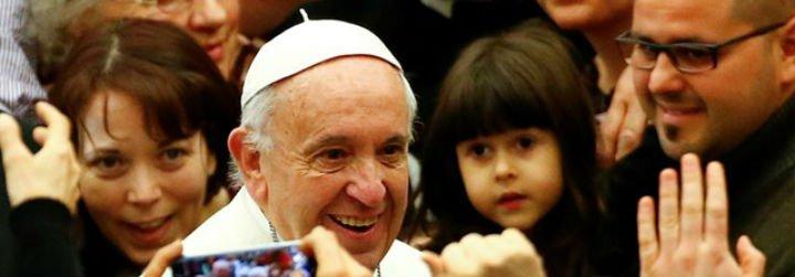 """El Papa reitera que """"la esperanza no defrauda"""""""